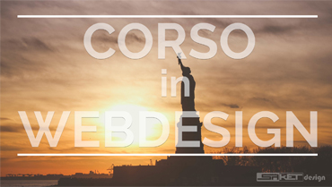 CORSO IN WEB DESIGN